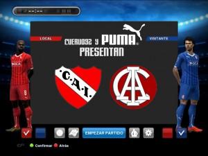 Download Independiente de Avellaneda Kits by Cuervo_92 For PES 2013