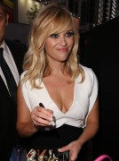 Reese Witherspoon - cleavy, outside the Glenn Gould Theatre in Toronto September 7-2014 x10
