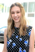 Taissa Farmiga - Thakoon Spring 2015 Fashion Show in New York 09/07/14