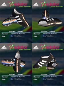 Download Adidas Adipure 11pro Next-Generation 14-15 by ManChild For PES 2013