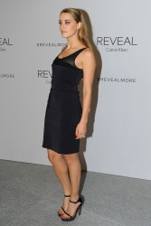 Amber Heard Calvin Klein Fragrance Launch for REVEAL In NY 09-08-2014