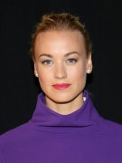 Yvonne Strahovski @ ICB Fashion Show in NY | September 9 | 18 pics