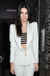Kendall Jenner - Interview Magazine's September Issue Party in NYC 9/9/14