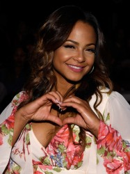 Christina Milian - Betsey Johnson Spring 2015 Fashion Show in NYC 9/10/14