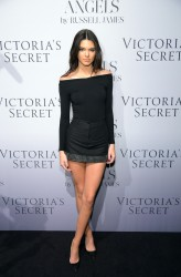 "Kendall Jenner - Victoria's Secret Hosts Russell James' ""Angel"" Book Launch in NYC 9/10/14"