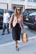 Jessica Alba shopping in New York September 10-2014 x35