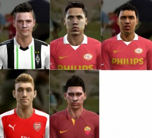 Download PES 2013 Facepack 2 by Prince
