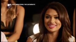 The Saturdays - MTV Live Vibrations 16th August 2014 576p