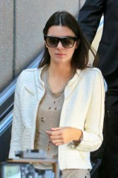 Kendall Jenner - At LAX Airport 9/12/14