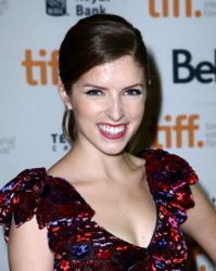 "Anna Kendrick - ""The Voices"" Premiere during the 2014 Toronto International Film Festival 9/11/14"