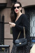 Liv Tyler Leaving her apartment in NYC September 12-2014 x15