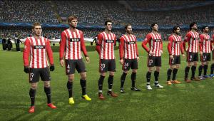 PES 2013 Athletic de Bilbao GDB 2014-15 by Vulcanzero