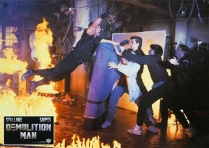Разрушитель / Demolition Man (Сильвестр Сталлоне, Сандра Буллок, Уэсли Снайпс, 1993) 20dc32351717443