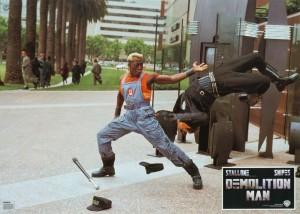 Разрушитель / Demolition Man (Сильвестр Сталлоне, Сандра Буллок, Уэсли Снайпс, 1993) 420ab0351717469
