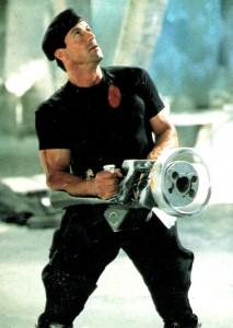 Разрушитель / Demolition Man (Сильвестр Сталлоне, Сандра Буллок, Уэсли Снайпс, 1993) 94d85d351718480
