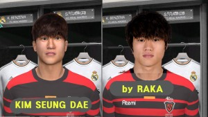 New PES 2014 Facepack by RAKA