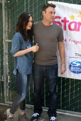 Megan Fox - The Celebrity Source's Inaugural 'Stars 4 Smiles' Event in Torrance 9/15/14