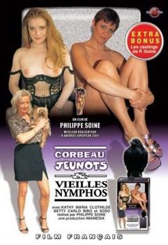 Corbeau Jeunot et Vieilles Nymphos Cover
