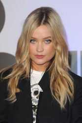 Laura Whitmore attending a Screening in London 09-17-2014