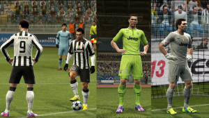 Download PES2013 Juventus 14-15 GDB Update by Vulcanzero