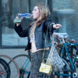 Abigail Breslin out and about candids 11