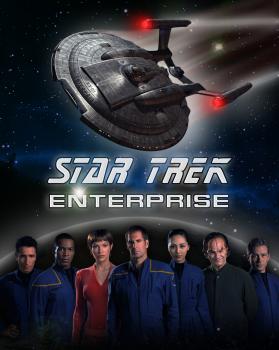Star Trek: Enterprise - Stagioni 1-2-3-4 (2001\2005) [Completa] DVDRip mp3 ITA