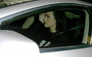 Katy Perry - Driving In West Hollywood - September 18 2014