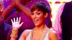 Frankie Sandford - Strictly Come Dancing 2014 720p