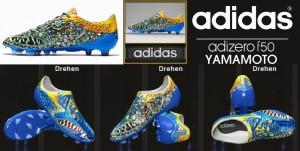 Download PES 2014 Adidas adizero F50 YAMAMOTO ONLY BLUE