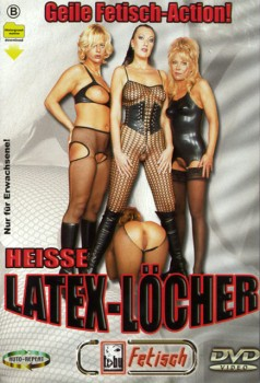 Heisse Latex-Locher Cover