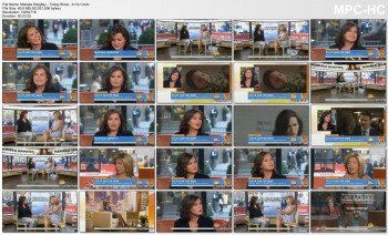 Mariska Hargitay - Today Show - 9-14