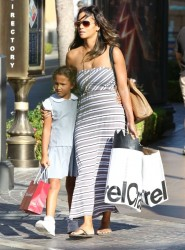 Halle Berry - Shopping in LA 9/29/14