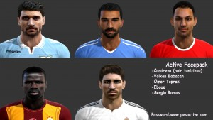 Download PES 2013 Active Facepack by baha_dir