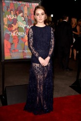 "Kaitlyn Dever - ""Men, Women & Children"" premiere in Los Angeles 9/30/14"