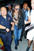 Selena Gomez - LAX Airport 10/1/14