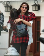 Lana Del Rey Leggy out in SoHo, New York September 18-2014 x32