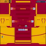 PES2014 SC Paderborn 07 Kits by randerscheinung