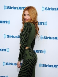 Bella Thorne at SiriusXM Studios - October 3, 2014