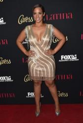 Dascha Polanco - Latina Magazine's 'Hollywood Hot List' party in West Hollywood 10/2/14