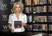 Gillian Anderson - 'A Vision of Fire' Book Signing in London October 3-2014 x7