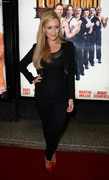 Catherine Tyldesley - Full Monty Press Night Manchester, 15-Sep-14