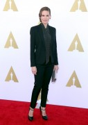 Hilary Swank - AMPAS Hollywood Costume Luncheon in L.A. October 8-2014 x8