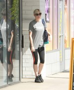 Kirsten Dunst - Leaving from a gym in Los Angeles October 8-2014 x9