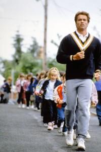 Детсадовский полицейский / Kindergarten Cop (Арнольд Шварценеггер, 1990).  6b757e356581686