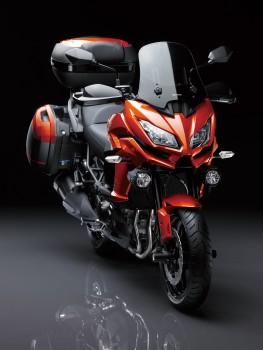 2015 Kawasaki Versys 1000