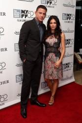 "Jenna Dewan-Tatum - ""Foxcatcher"" Premiere in NYC 10/10/14"