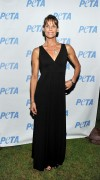 Alexandra Paul - PETA's Vegan Luau at Sam Simon's home 20.9.2014