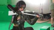 Jessica Alba, Rosario Dawson, Jamie Chung -  Sin City: A Dame to Kill, Behind the Scenes 2014