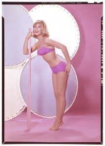 Barbara Eden in a Bikini - Virgil Apger 1962 Photoshoot