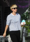 Kaley Cuoco - Leaves a nail salon in Los Angeles October 10-2014 x14